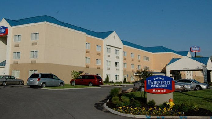 Buitenaanzicht Fairfield Inn & Suites Knoxville/East