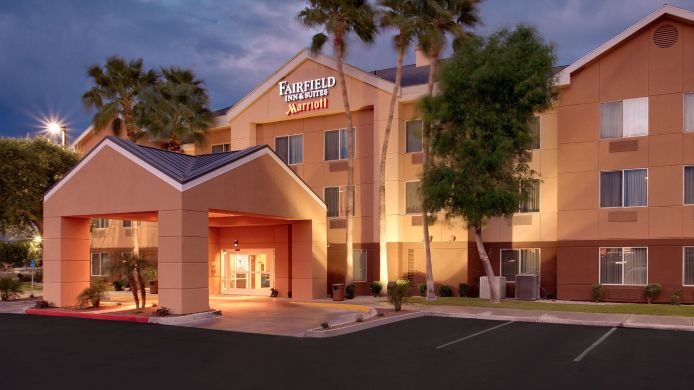 Exterior view Fairfield Inn & Suites Yuma