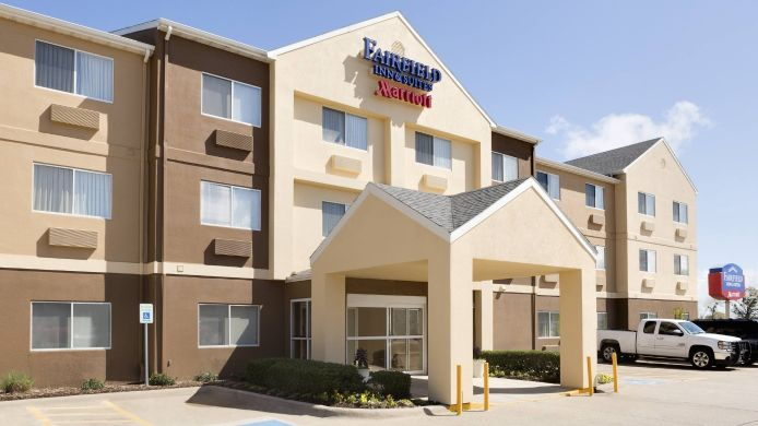 Buitenaanzicht Fairfield Inn & Suites Tyler