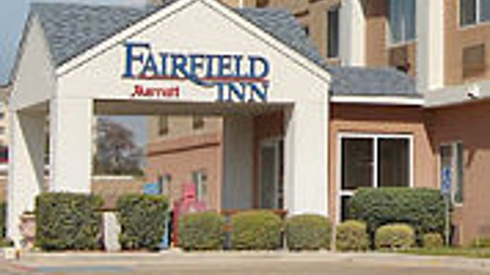 Buitenaanzicht Fairfield Inn & Suites Temple Belton