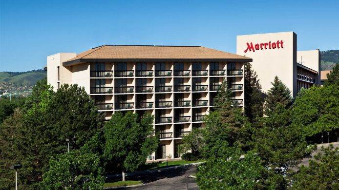 Exterior view Denver Marriott West