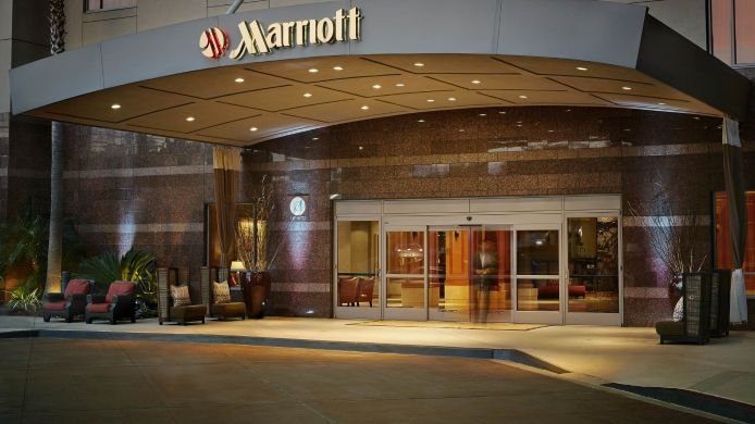 Exterior view San Diego Marriott Del Mar