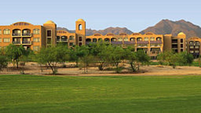 Exterior view Scottsdale Marriott at McDowell Mountains