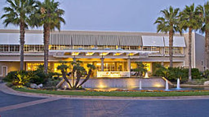 Buitenaanzicht Marriott Coronado Island Resort & Spa