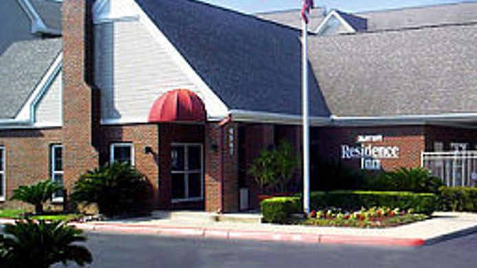 Exterior view Residence Inn Austin South