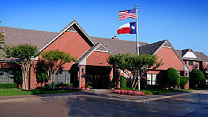 Exterior view Residence Inn Dallas Addison/Quorum Drive