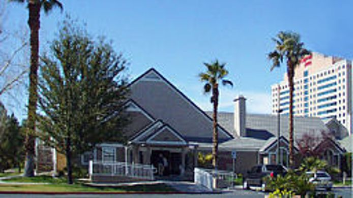 Exterior view Residence Inn Las Vegas Convention Center