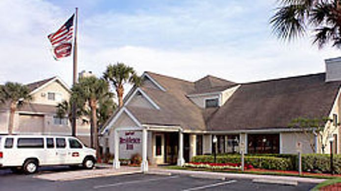 Exterior view Residence Inn St. Petersburg Clearwater