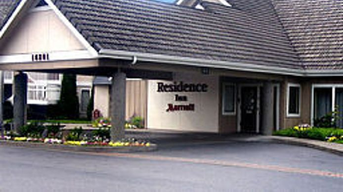 Exterior view Residence Inn Seattle South/Tukwila