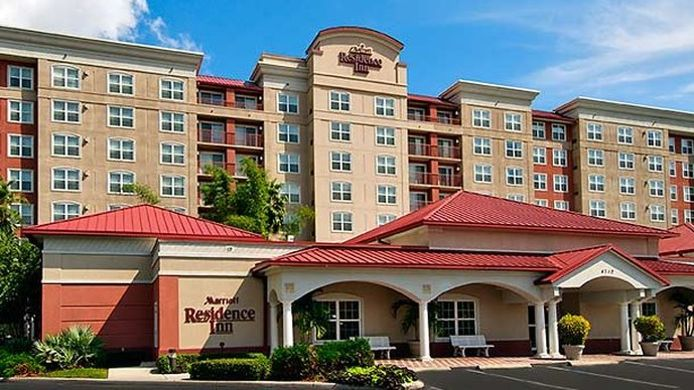 Exterior view Residence Inn Tampa Westshore/Airport