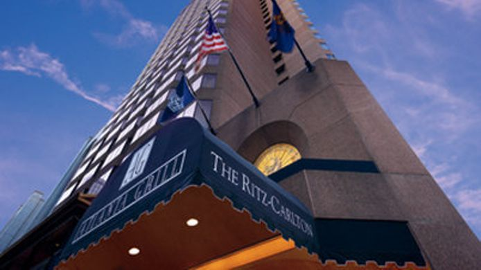 Exterior view The Ritz-Carlton Atlanta