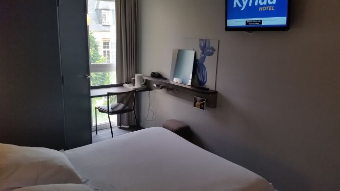 Double room (standard) Kyriad Metz Centre