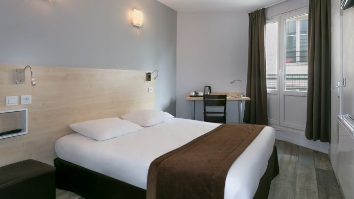 Double room (standard) QUALYS - HOTEL NANCY CENTRE