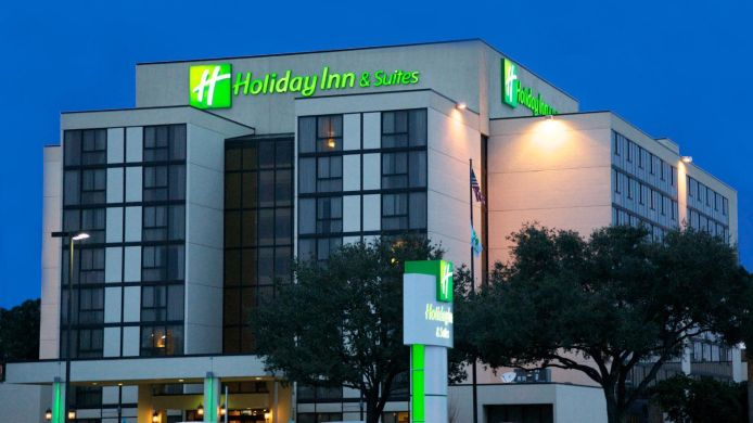 Exterior view Holiday Inn Hotel & Suites BEAUMONT-PLAZA (I-10 & WALDEN)