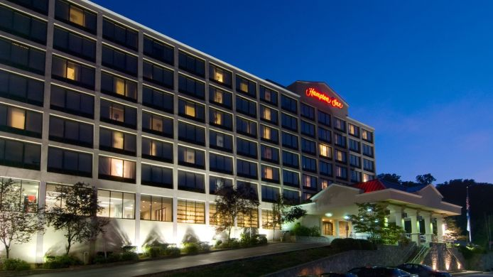 Exterior view Hampton Inn White Plains-Tarrytown