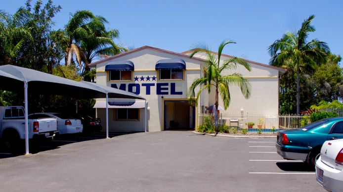 Exterior view BEST WESTERN KIMBA LODGE MOTEL