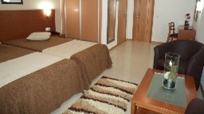 Double room (standard) Europeia Hotel
