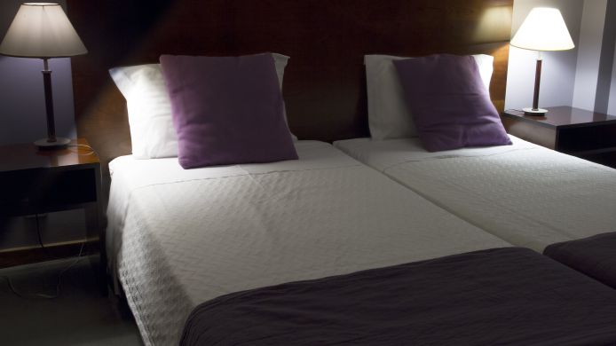 Double room (standard) Hotel Navarras by Tamega Clube
