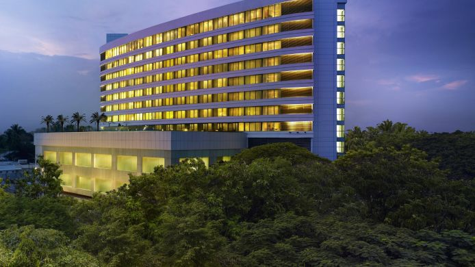 Exterior view VIVANTA BY TAJ SURYA