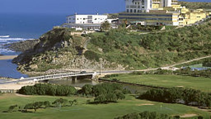 Buitenaanzicht Ô Golf Mar