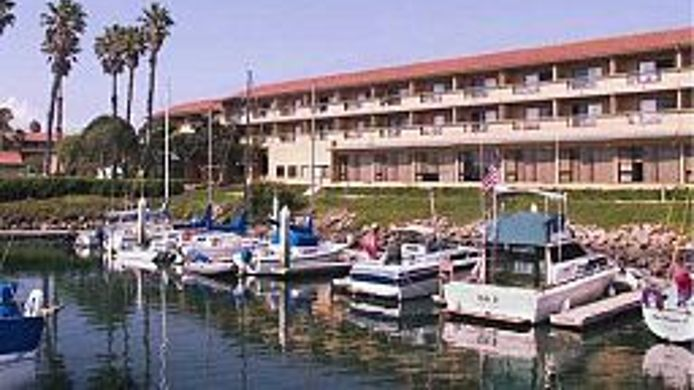 Buitenaanzicht Four Points by Sheraton Ventura Harbor Resort
