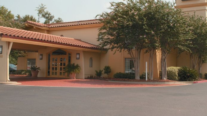Exterior view LA QUINTA INN BEAUMONT MIDTOWN