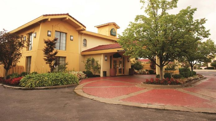 Exterior view LA QUINTA INN COLUMBUS AIRPORT AREA
