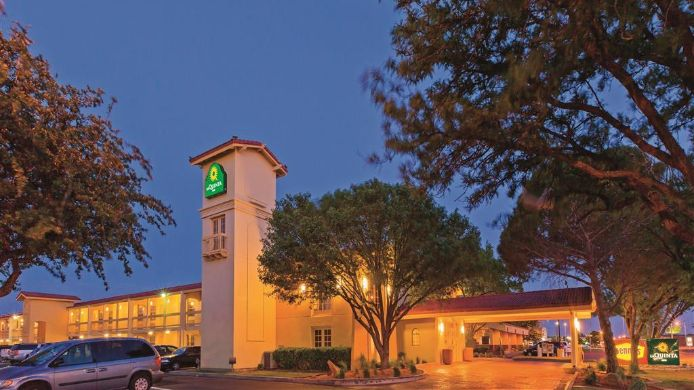 Buitenaanzicht LA QUINTA INN LUBBOCK CIVIC CENTER