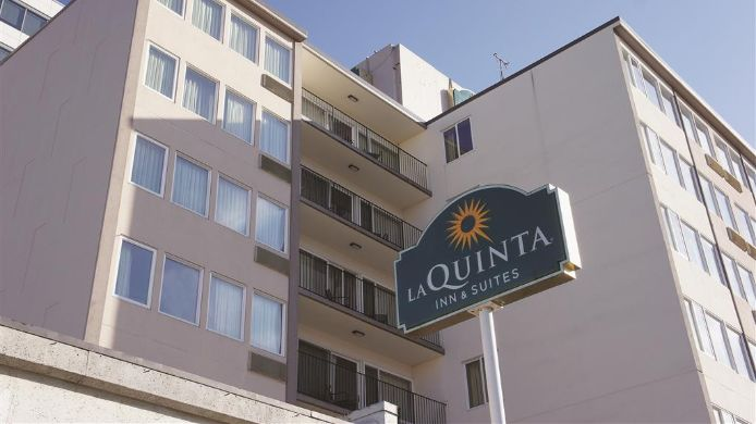 Exterior view LA QUINTA INN STE SEATTLE DOWNTOWN