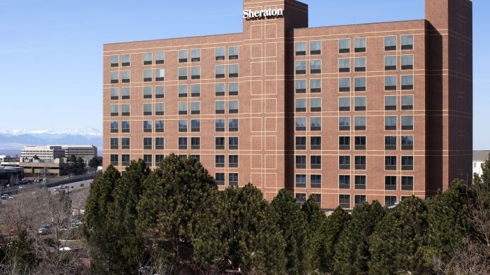Exterior view Sheraton Denver Tech Center Hotel