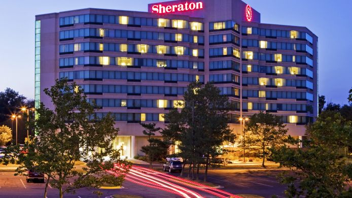 Exterior view Sheraton College Park North Hotel