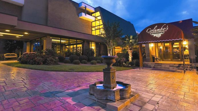 Buitenaanzicht DoubleTree by Hilton Columbia South Carolina