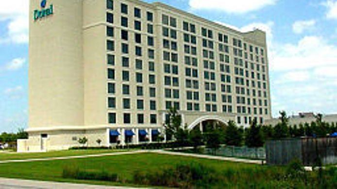 Buitenaanzicht Dallas/Fort Worth Marriott Hotel & Golf Club at Champions Circle