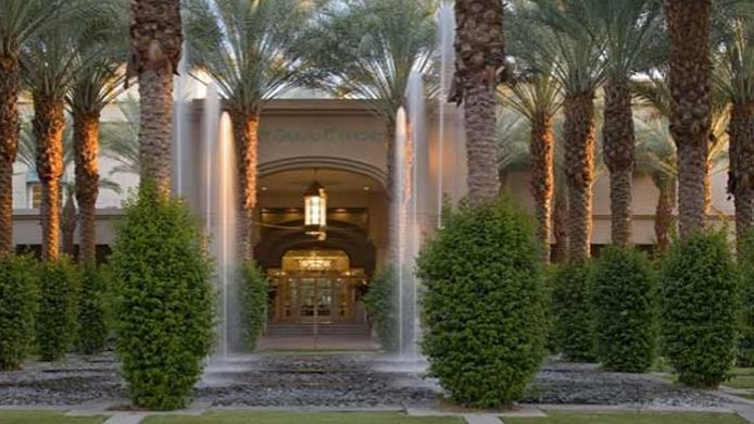 Buitenaanzicht Hyatt Regency Indian Wells Resort and Spa