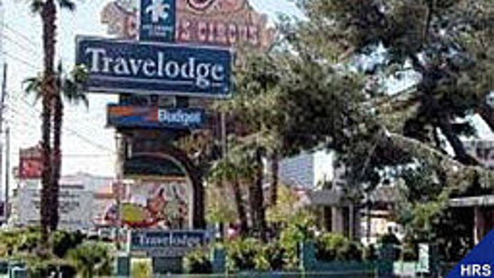 Exterior view TRAVELODGE LAS VEGAS