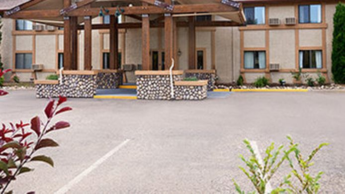 Exterior view TRAVELODGE COLORADO SPRINGS - 10607