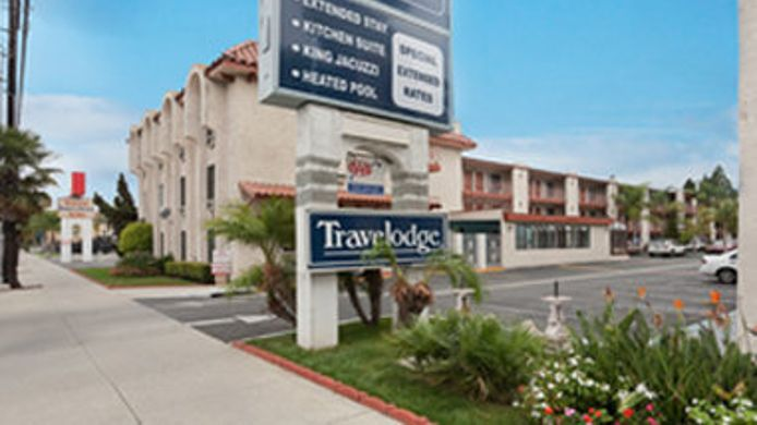 Exterior view TRAVELODGE ANAHEIM BUENA PARK