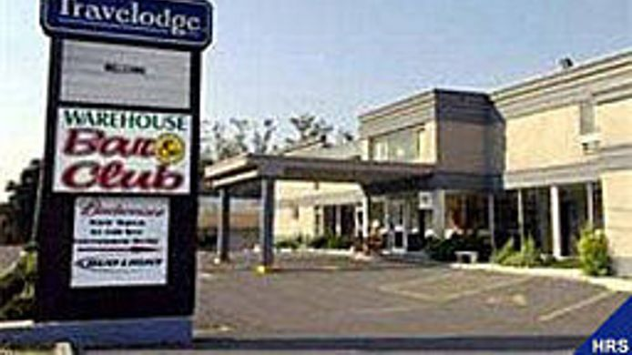 Exterior view TRAVELODGE-BEDFORD
