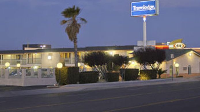 Exterior view VICTORVILLE TRAVELODGE