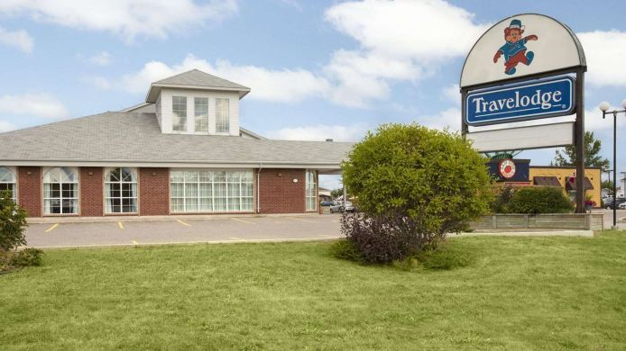 Außenansicht TRAVELODGE TIMMINS   -11313