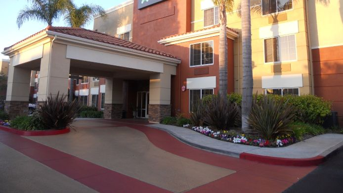 Exterior view EXTENDED STAY AMERICA DEL AMO