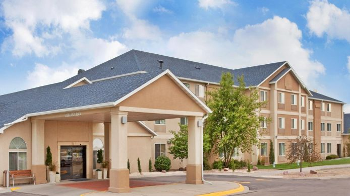 Exterior view Holiday Inn Express & Suites BEATRICE