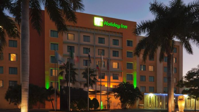 Buitenaanzicht Holiday Inn MANAGUA - CONVENTION CENTER