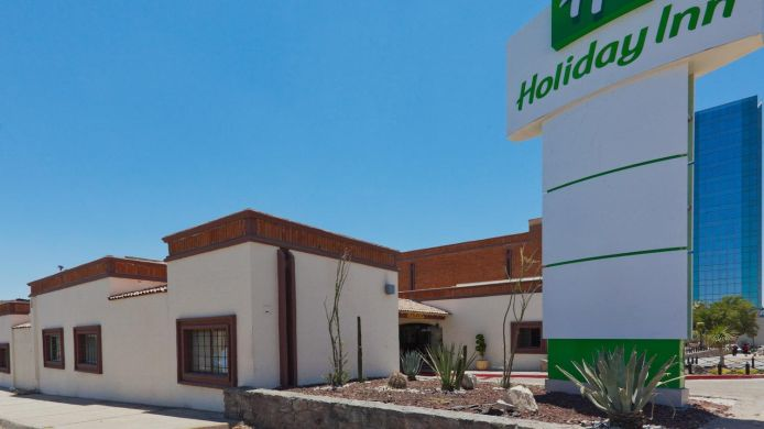 Exterior view Holiday Inn HERMOSILLO