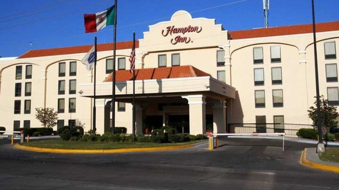 Exterior view Hampton Inn by Hilton Chihuahua City