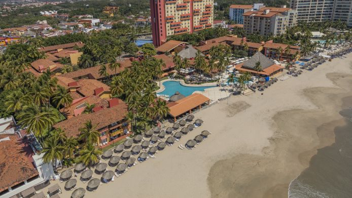 Exterior view Holiday Inn Resort IXTAPA ALL-INCLUSIVE
