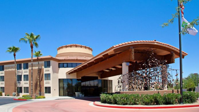 Exterior view Holiday Inn Express SCOTTSDALE NORTH