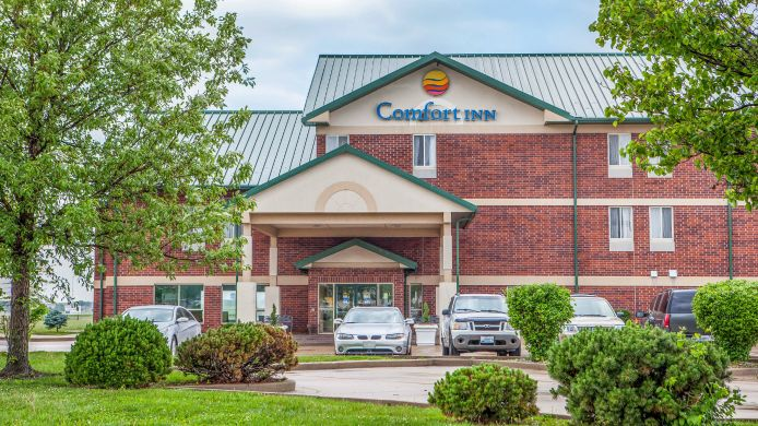 Exterior view Comfort Inn South Jacksonville
