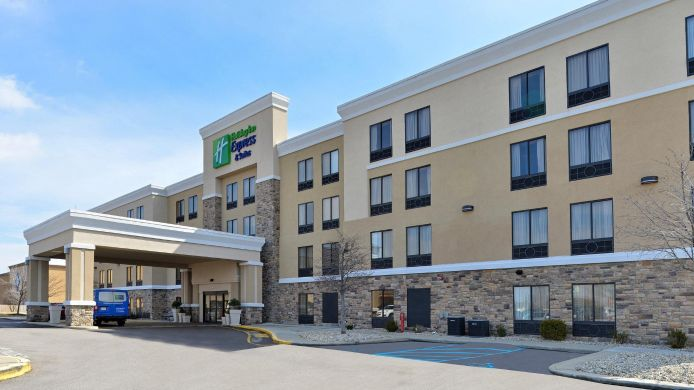 Exterior view Holiday Inn Express & Suites INDIANAPOLIS W - AIRPORT AREA
