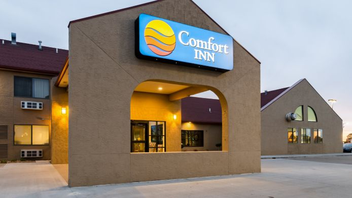 Exterior view Comfort Inn Colby